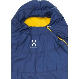 Haglöfs Tarius +6 Sacos de dormir 190cm, hurricane blue
